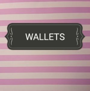 Wallets For Sale!